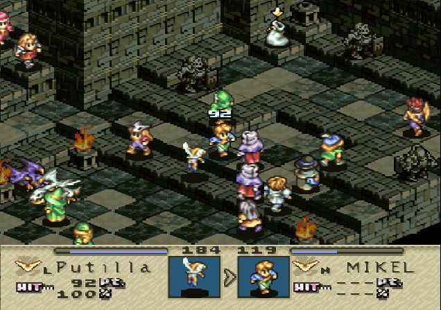 Game Influences (3/6): Tactics Ogre – push cx